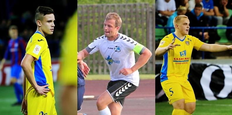 Fotod: www.soccernet.ee ja www.saartehaal.ee