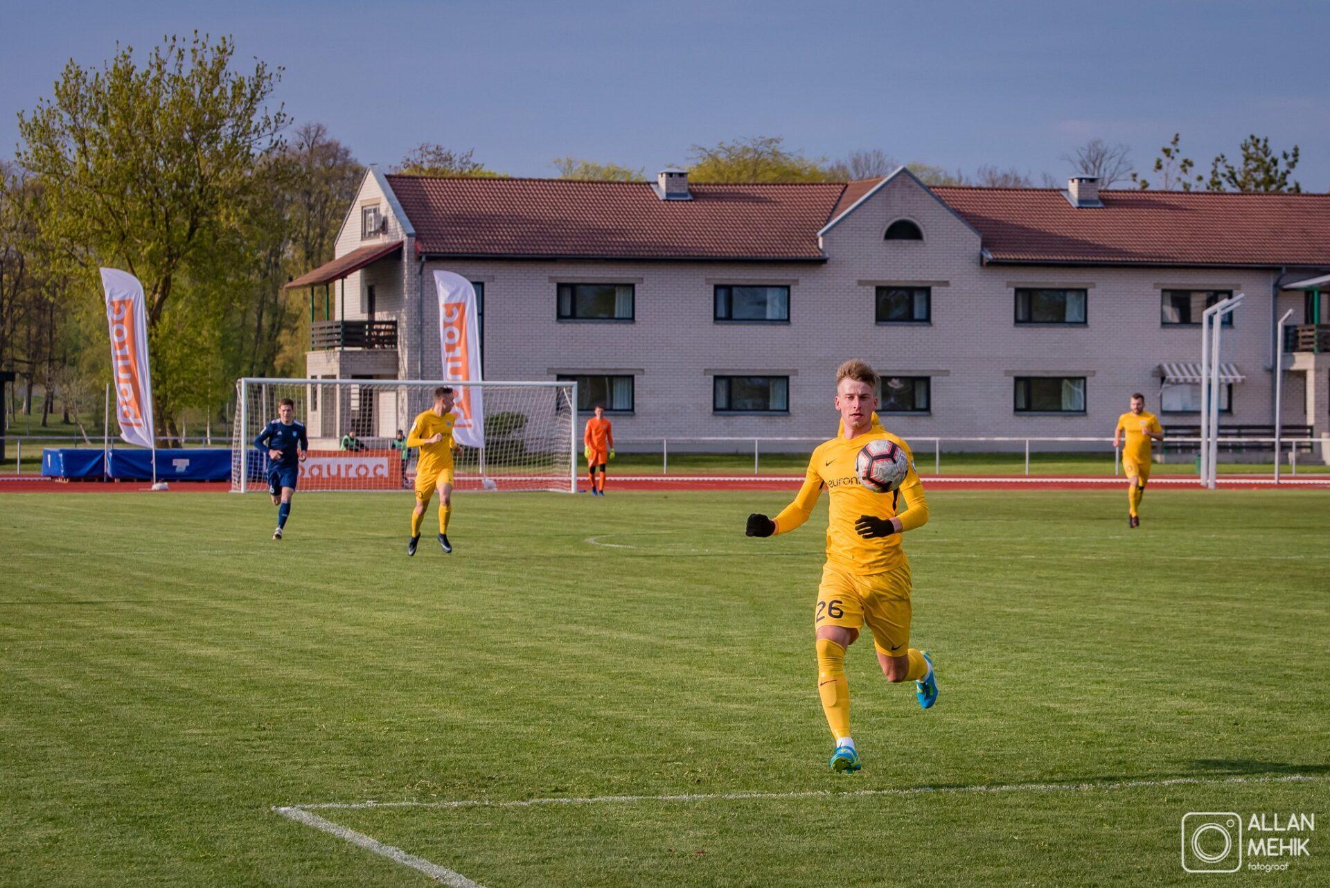 Allan Mehik/soccernet